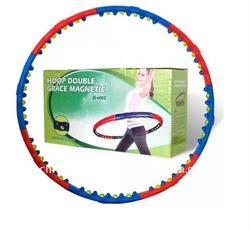 Exercise Magnetic Massage Hula Hoop Detachable Hula Hoop JS-6003