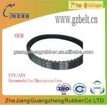 Motorcycle drive belt 871x23 OEM 5CG-17641-00 for Yamaha TY250 MAJESTY 9/01