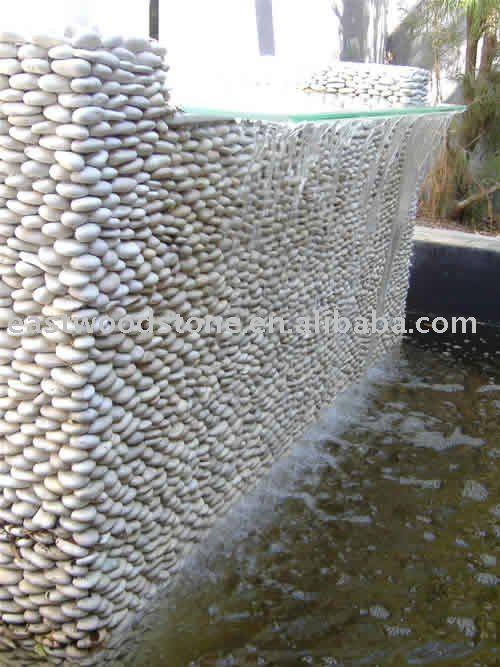 seixo para jardim em belem:Pedra seixo branco para jardim-Calhaus e seixos-ID do produto