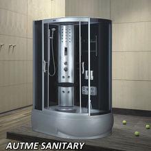 Autme High Quality Bathroom Box Shower ATM-023 L/R grey/white