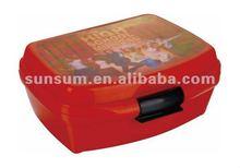 food grade kids plastic lunch box,food grade lunch box,food warmer lunch box