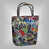 Fashion personality non woven bag