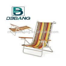 Tieback Folding Beach Chair--Back Adjustable