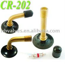 CR-202 motorcycle tube valve