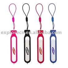 Plastic bookmark promotional pen