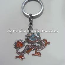 Elegant Dragon key chain for 2012