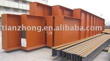 Steel beam factory