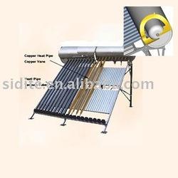 Integrative high Pressurized Solar Water Heater panel