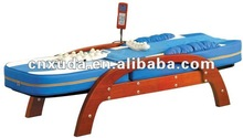 Latest design Thermal jade massage bed with jade rollers