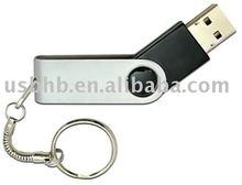 twister USB flash drive / 2GB USB stick , 360 degrees twist usb stick