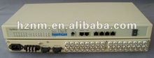 16E1 PDH Fiber Optical Multiplexer with NMS management