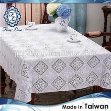 Premium Plastic Crochet Lace Tablecloth in Rolls
