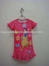 Fashion design small girl dress,latest dress designs