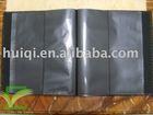 Black non-woven Photo album 8 pockets