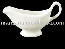 good quality cheap ceramic porcelain sauce container