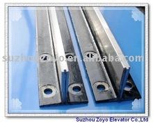 Elevator guide rail:T70-1/B (machined elevator guide rail)