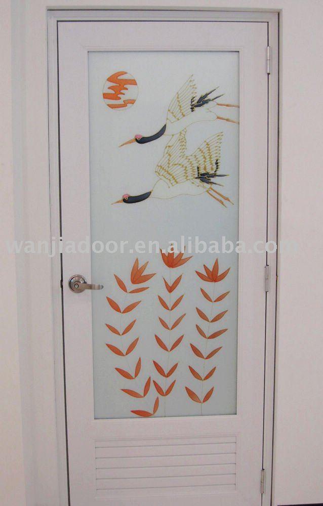 رخيصة الثمن أبواب ألمنيوم اللون الأبيض فوشان انجيا سعر المصنع