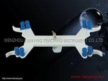 B doble abrazadera urette( galvanización)/abrazadera de la cruz