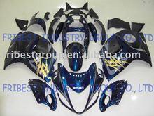 For 2012 suzuki hayabusa fairing GSXR1300 08 09 10 11 12 BLUE