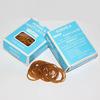 38mm transparent rubber bands for money