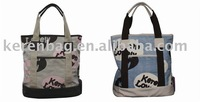Fashion Canvas Beach Bag For Women