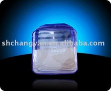 Plastic Crafts bag for carrying stationery(PVC-030)
