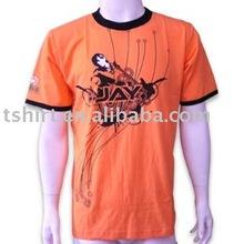 Summer brand 100% organic Cotton t-shirt