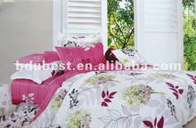 home textile supplier OEM service printing badding set