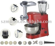 Multi-function table top kitchen planetary cake mixer