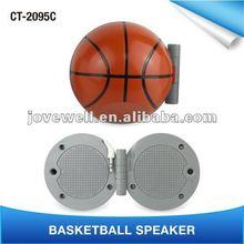Hotselling Basketball Mp3 Mini Speaker