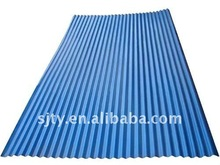 color coated steel roofing shingles