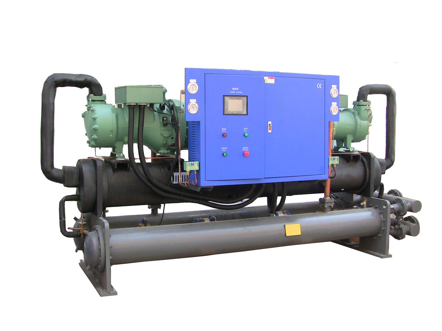 WATER COOLED SCREW CHILLER – WATER COOLER #0A2AC1