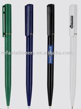plastic twist action hotel pen