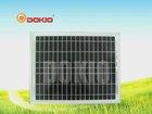 Monocrystal Solar Panel (20W)