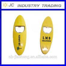 plastic surfboard bottle opener