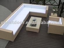 classical desgin garden rattan sofa or outdoor sofa set or wicker sofa set