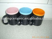 ceramic chalk mug&write on mugs