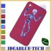 Skeleton design hard case for iPhone 4G
