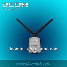 2.4GHz 802.11b/g Wireless LAN 54M High-Power USB Adapter(USB adaptor,USB Dongle)