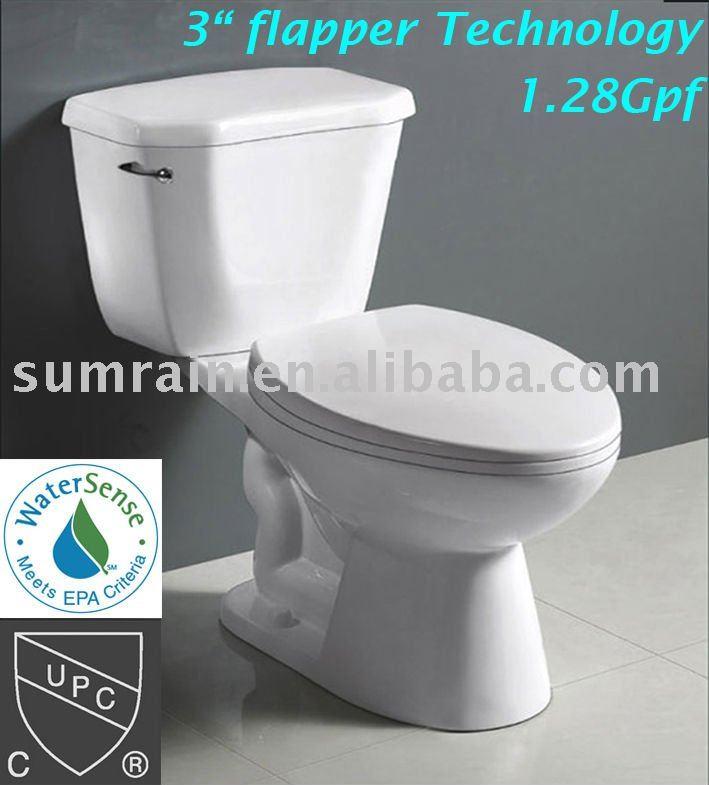 Home > Product Categories > Sanitary Ware > Toilet > cUPC HET Toilet