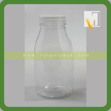 300ml plastic pet bottle for juice drinking