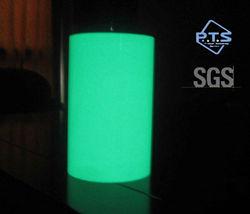 Glow in the dark film photoluminescent film