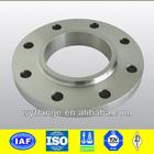 ANSI/ASME Ductile Iron,Carbon Steel,Stainless Steel Slip on Flange