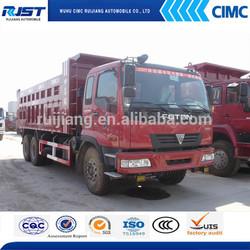 Foton Auman Tx 6X4 Dump Truck/Tipper truck