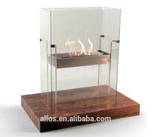 Floor free standing Bio Ethanol Fireplace (AF49)
