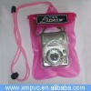 Waterproof pvc Camera bag with drawstring D-W014