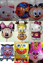 Various Cartoon design Helium foil balloon
