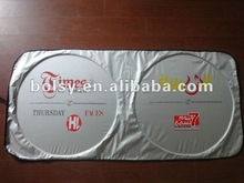 nylon car sunshade