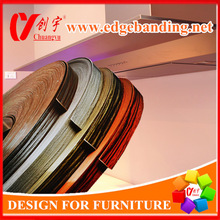 Furniture decorative pvc edge banding for mdf and particle board