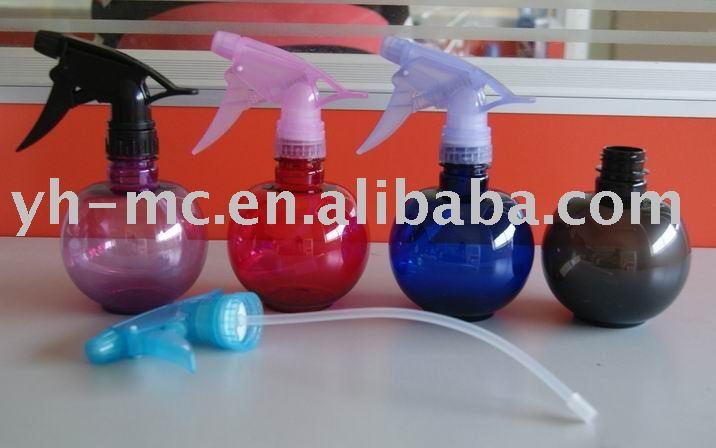 300ml pet frasco de xampu plástico